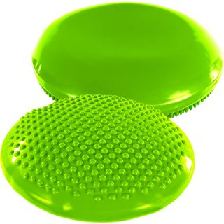 Poduszka do ćwiczeń równoważnych MOVIT Ø 37 cm zielony