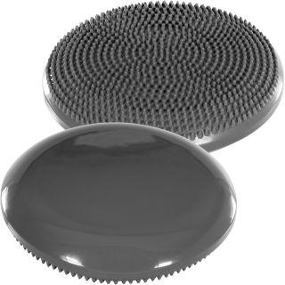 Poduszka do ćwiczeń równoważnych MOVIT Ø 33 cm szara