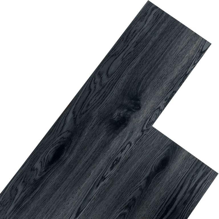 Podłoga winylowa STILISTA 5,07 m2 - czarny dąb