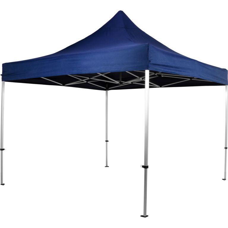 Namiot ogrodowy INSTENT 3x3 m - kolor niebieski