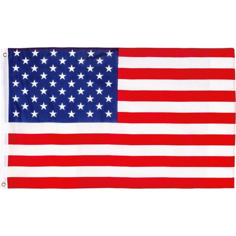 Flaga USA - 120 cm x 80 cm