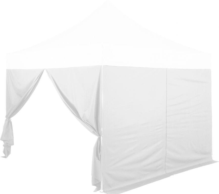 """Ściana boczna do namiotu imprezowego INSTENT """"PRO"""" - biała"""