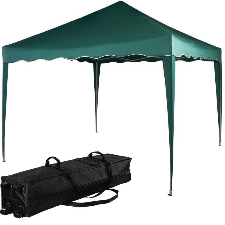 INSTENT BASIC Namiot ogrodowy - 3 x 3 m, zielony