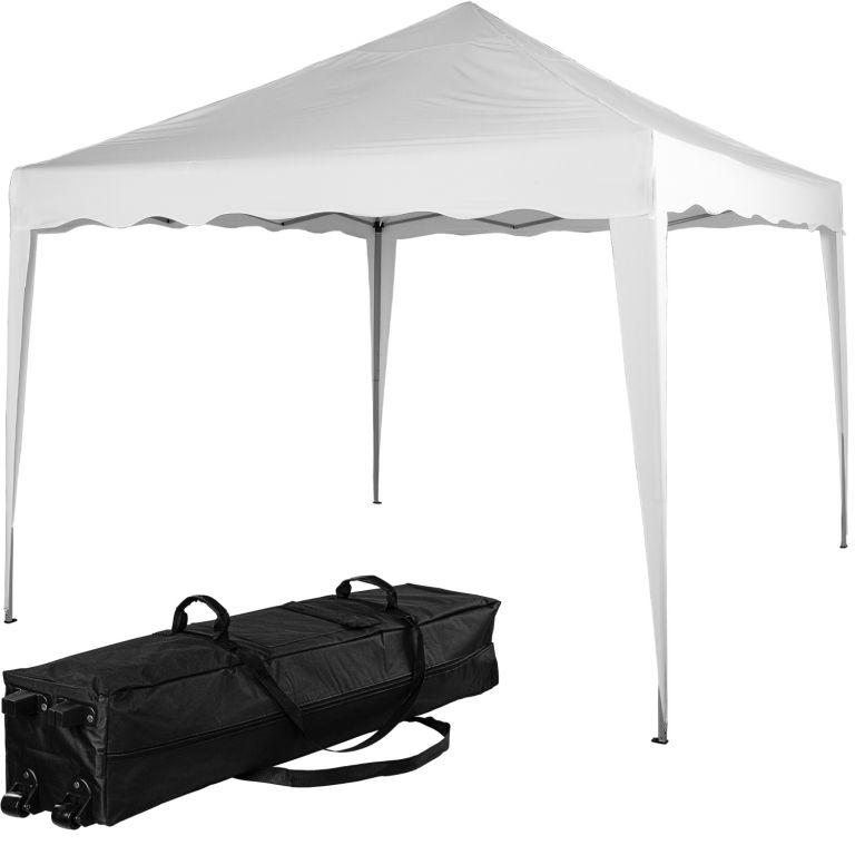 Namiot ogrodowy INSTENT BASIC - 3 x 3 m, biały