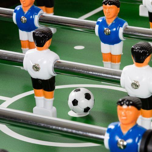 Piłkarzyki stół piłkarski Profi brązowy
