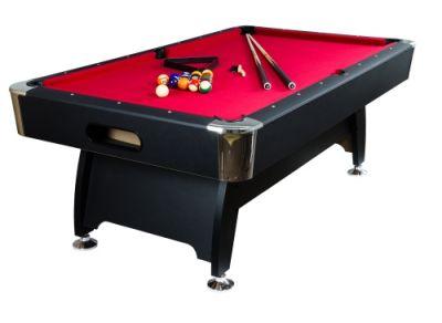 Stół bilardowy pool bilard 8ft + akcesoria bilardowe