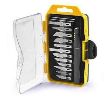Komplet narzędzi - najczęściej używane noże VCAN