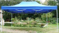 Namiot ogrodowy CLASSIC nożycowy 3 x 4,5 m - niebieski