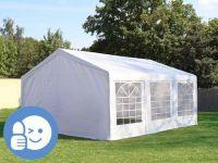 Namiot ogrodowy STANDARD 4x6 m - biały