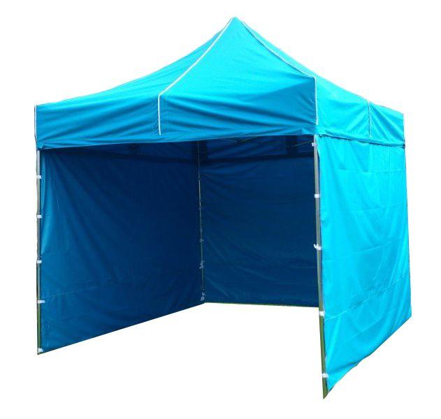 Namiot ogrodowy PROFI STEEL 3 x 3  - jasnoniebieski