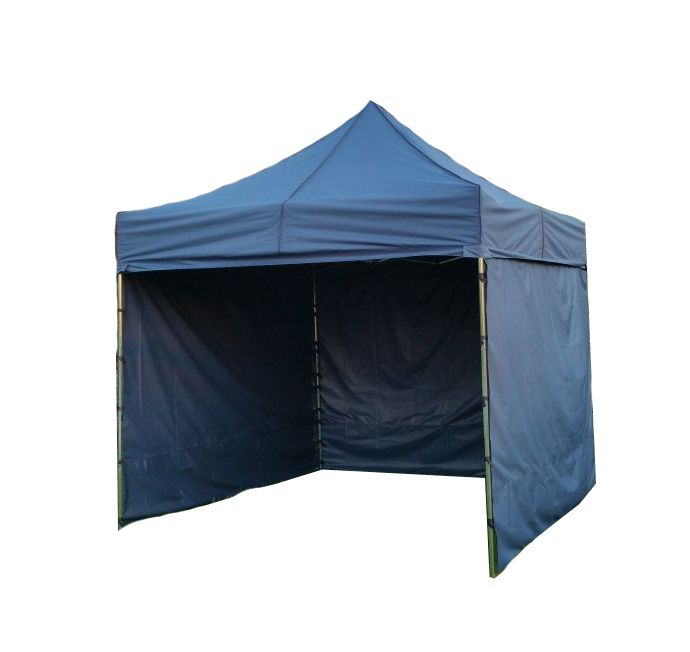 Namiot ogrodowy PRO STEEL 3 x 3 - ciemny niebieski