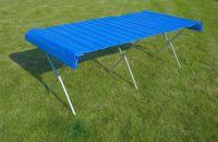 Składany stolik - 3 x 1 m