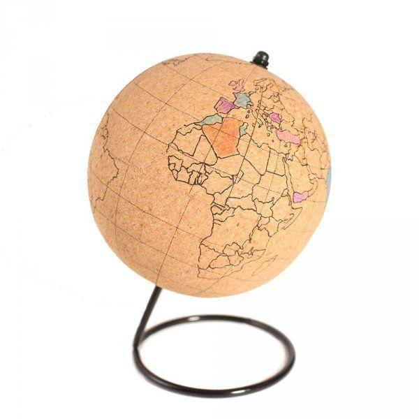 Korkowy Cork Globe - edycja luksusowa