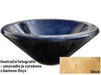 Kamienna umywalka Fidus Onyks