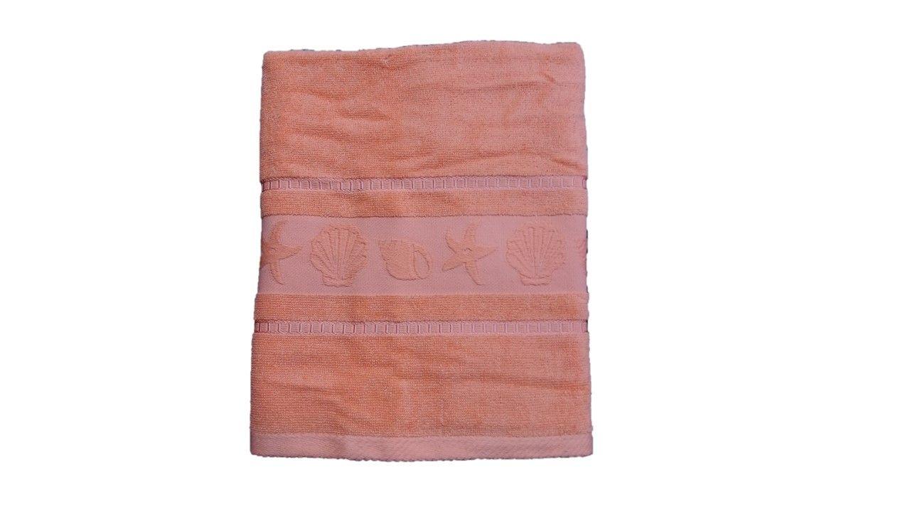 Ręcznik BALT - 50x100 łosoś 460g / m2