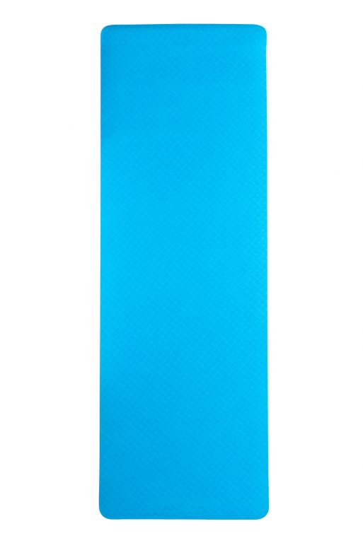 Mata do jogi 183 x 61 x 0,4 cm - NIEBIESKA