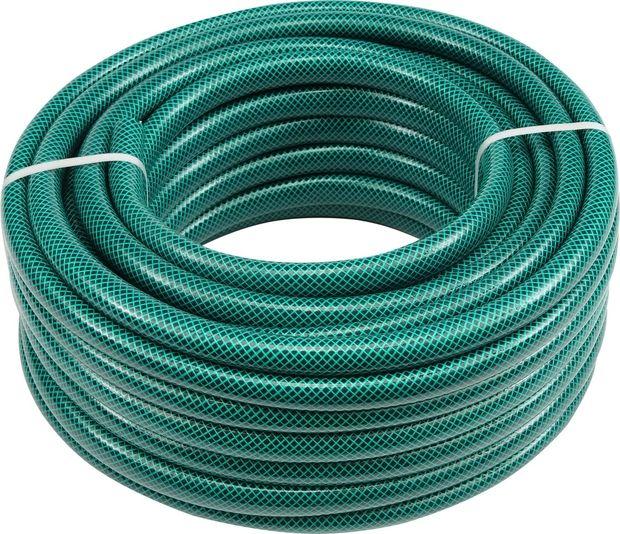 """Wąż ogrodowy zielony 1/2 """"  50 m"""