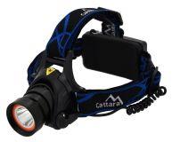Reflektor LED 400lm (1x XM-L + 15x SMD)