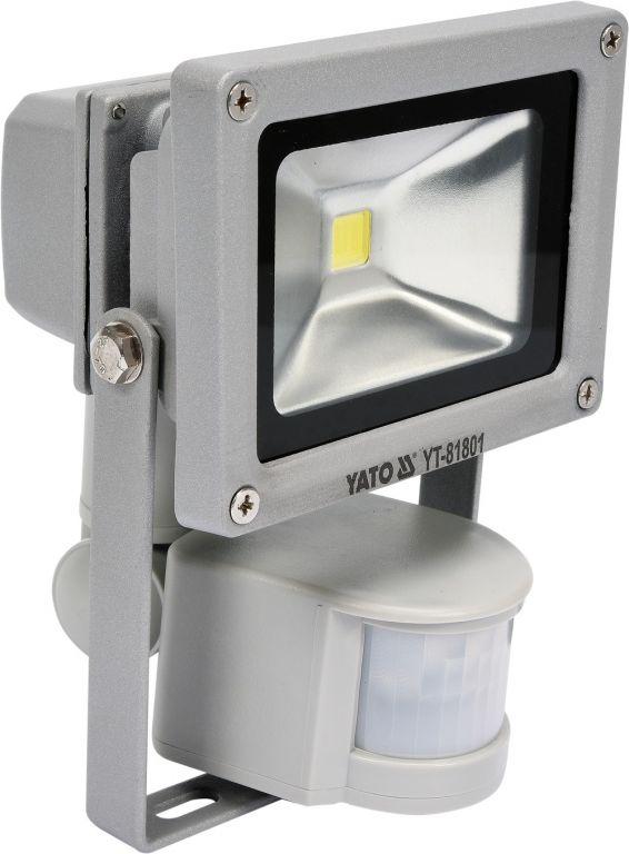 Reflektor z wysoko świecącą diodą COB LED, 10 W.