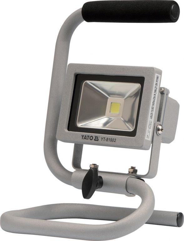 Przenośny reflektor z diodą LED COB o wysokiej jasności - 10