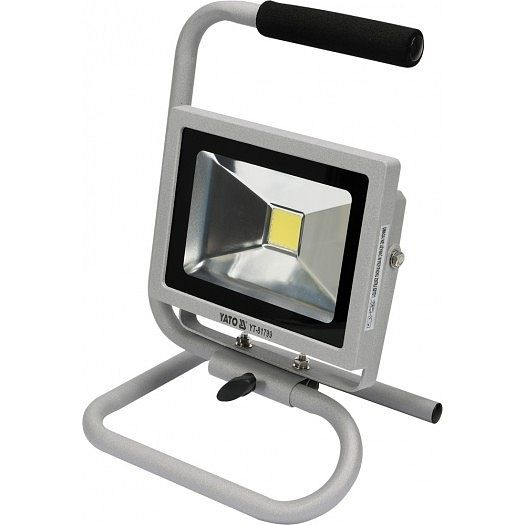 Przenośny reflektor z diodą LED COB o wysokiej jasności