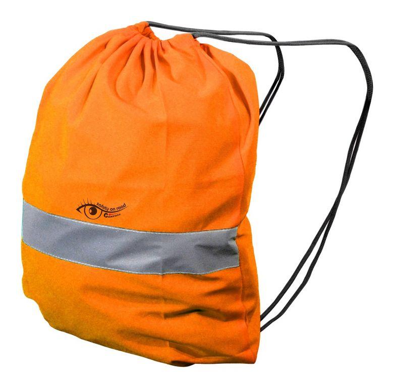 Plecak S.O.R. - pomarańczowy