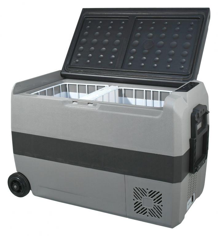Chłodziarka DUAL kompresor 50l 230/24 / 12V -20 ° C