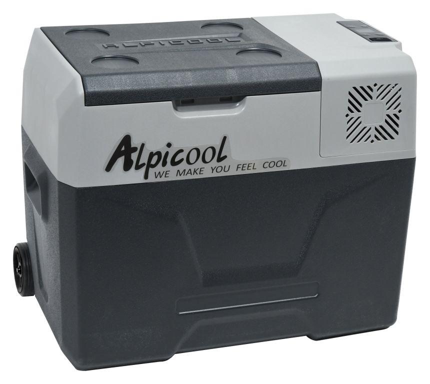 Box chłodzący FREEZE Kompresor - 40l 230/24 / 12V -20 ° C