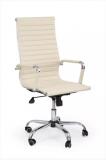 Krzesło biurowe - Fotel CALIFORNIA białe
