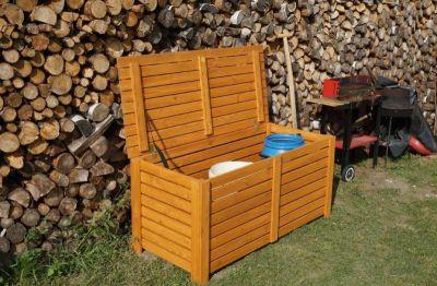 BOX Kufer drewniany