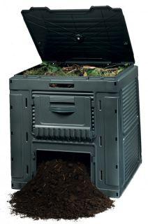 E - kompostownik 470 L z podstawą