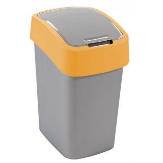 Kosz na śmieci FLIPBIN 25L - żółty