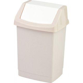 Kosz na śmieci CLICK 25L - sawanna
