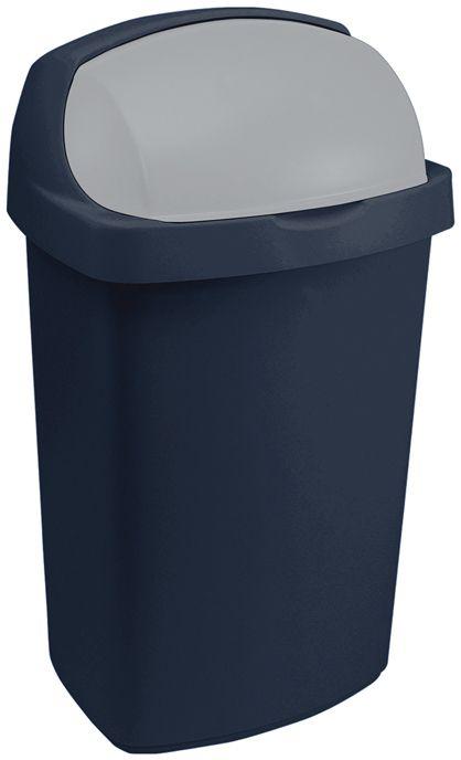 Kosz na śmieci ROLL TOP 10 l - niebieski CURVER