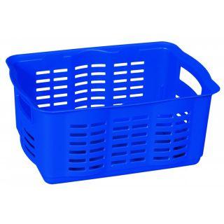Kosz na małe przedmioty - M - niebieski CURVER