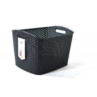 Kosz Polyratan STYLE pudełko - XL - CURVER