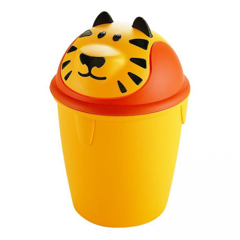Kosz na śmieci dla dzieci Tygrysek CURVER