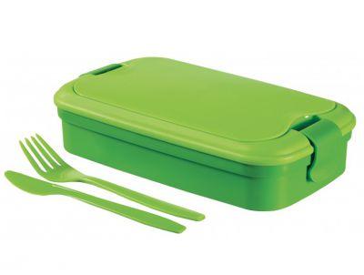 Pudełko LUNCH & GO - zielona CURVER