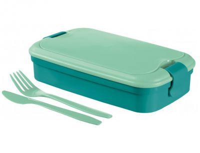 Pudełko LUNCH & GO - niebieski (00768-B36) CURVER