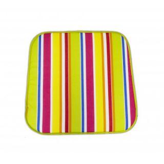 Poduszka na krzesło SABA - w paski 20200-210