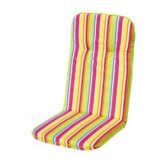 Obicie do wysokiego krzesła SCALA HOCH - w paski 20200-210