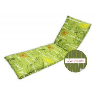 Wyściółka na leżak NAXOS LIEGE - zielona  40240-230