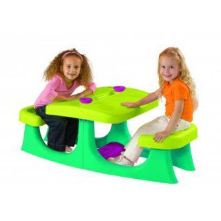 Plastikowy stolik dziecięcy Patio Center
