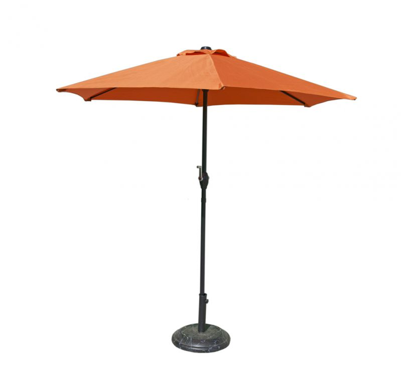 Parasol 230 cm - terracota