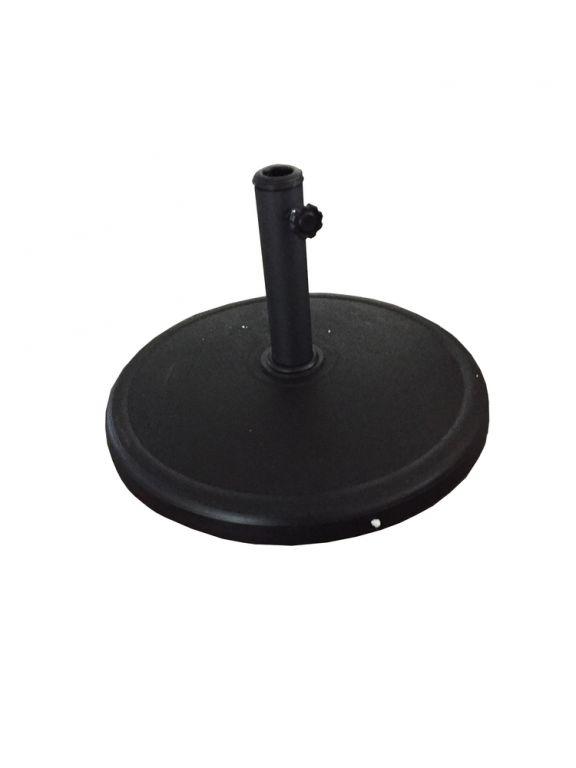 Cokół pod parasol  POLYRESIN - 19 kg