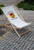 Klasyczny drewniany leżak Bahama