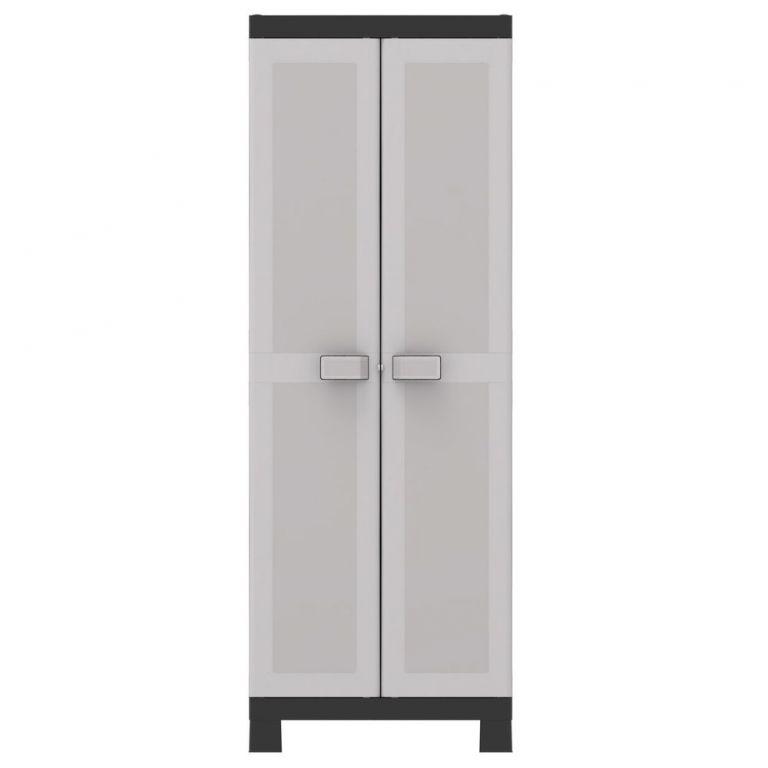 Plastikowa szafka LOGICO HIGH - 182 x 65 x 45 cm