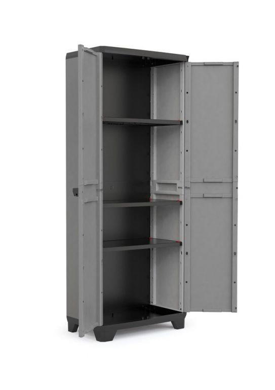 Szafka z tworzywa sztucznego STILO HIGH - 173 x 68 x 39 cm