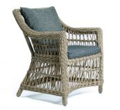 Krzesło ogrodowe polirattan DENVER