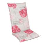 Poduszka na krzesła ogrodowe NAXOS HOCH kwiaty 30367-340